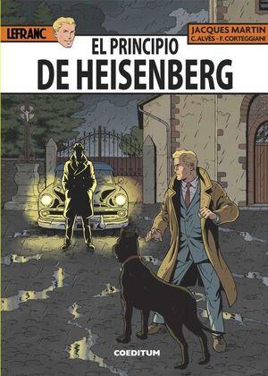 LEFRANC 28: EL PRINCIPIO DE HEISENBERG