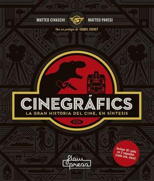 CINEGRAFICS. LA GRAN HISTORIA DEL CINE, EN SINTESIS