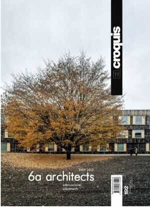 6A ARCHITECTES, 2009 / 2017