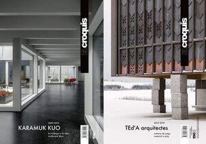 KARAMUK KUO ARCHITEKTEN 2009/2018 - TED'A ARQUITECTES 2010/2018