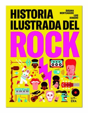 HISTORIA ILUSTRADA DEL ROCK