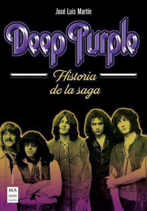 DEEP PURPLE HISTORIA DE LA SAGA