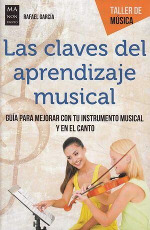CLAVES DEL APRENDIZAJE MUSICAL,LAS