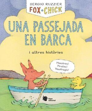FOX + CHICK. UNA PASSEJADA EN BARCA