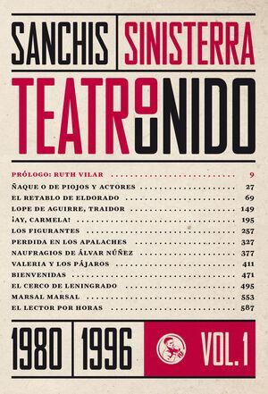 TEATRO UNIDO VOL. 1 (1980-1996)