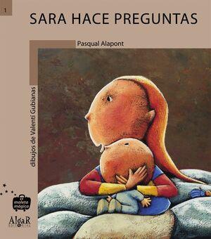 SARA HACE PREGUNTAS
