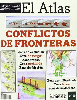 EL ATLAS. CONFLICTOS DE FRONTERAS (LE MONDE DIPLOMATIQUE)