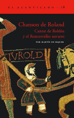 CHANSON DE ROLAND