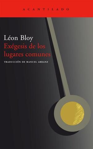 EXÉGESIS DE LOS LUGARES COMUNES