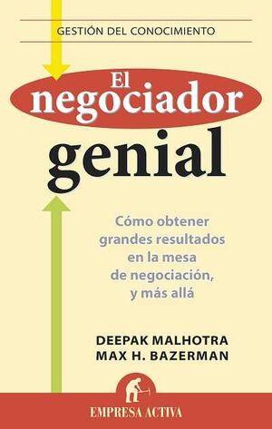 NEGOCIADOR GENIAL,EL
