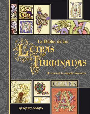 BIBLIA LETRAS ILUMINADAS