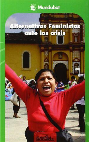 ALTERNATIVAS FEMINISTAS ANTE LA CRISIS