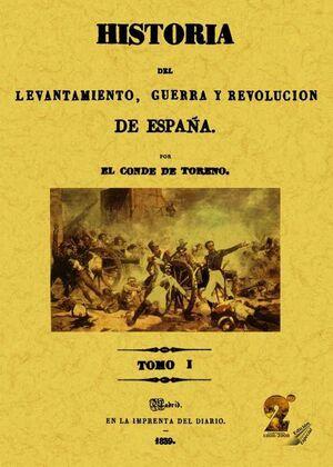 HISTORIA DEL LEVANTAMIENTO, GUERRA Y REVOLUCIÓN DE ESPAÑA (OBRA COMPLETA)