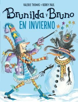 BRUNILDA Y BRUNO. EN INVIERNO