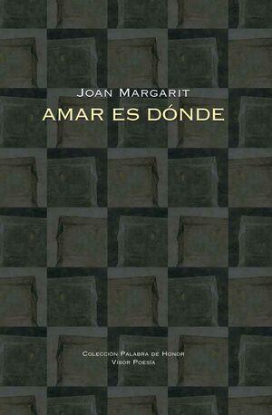 AMAR ES DONDE