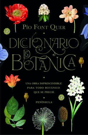 DICCIONARIO DE BOTANICA