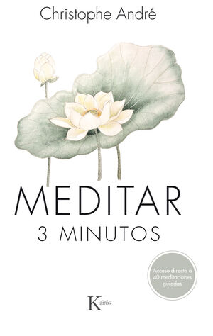 MEDITAR 3 MINUTOS