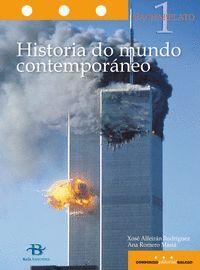 HISTORIA DO MUNDO CONTEMPORANEO 1º BACH.