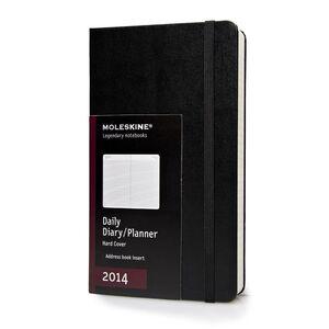 2014 DAILY DIARY - L- BLACK