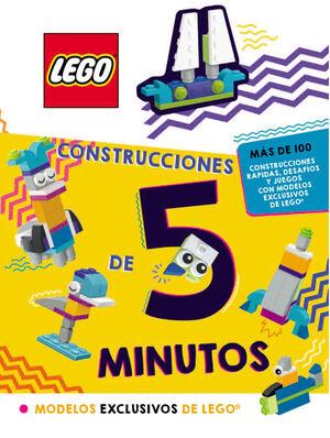 LEGO. CONSTRUCCIONES DE MINUTOS